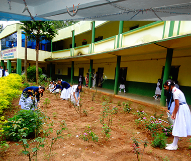 Alluri Sitaramaraju Sr  Secondary School || Araku Valley